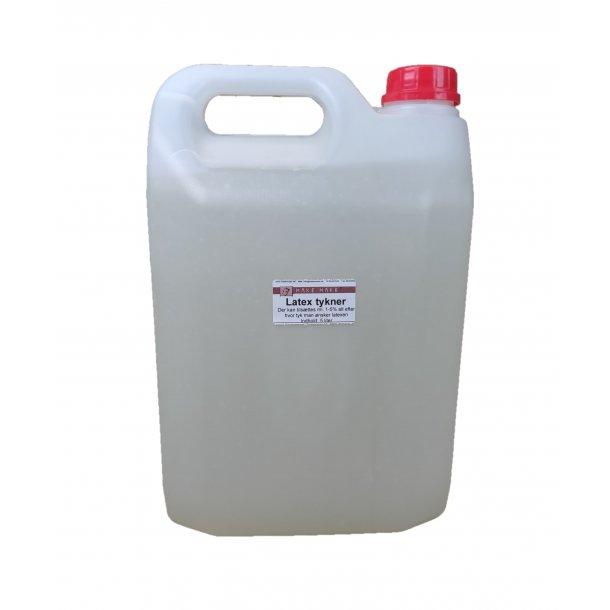Tykner til latex (250 til 5.000 ml)