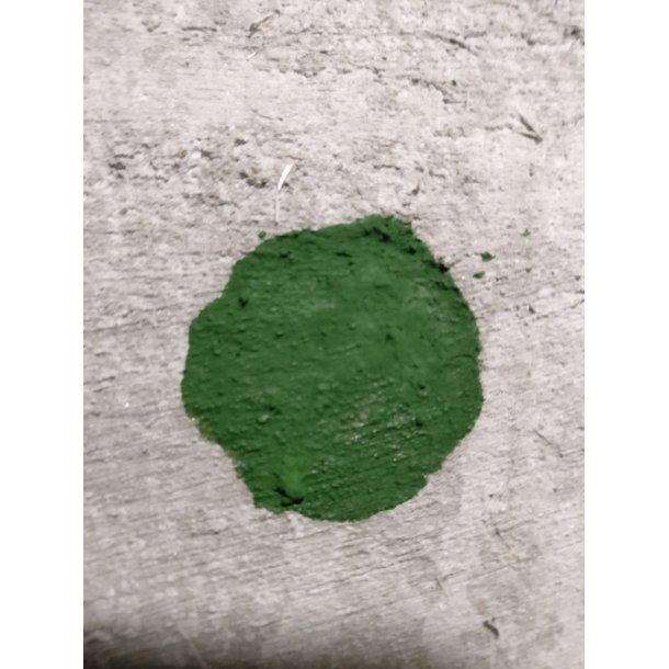 Grøn farvepigment